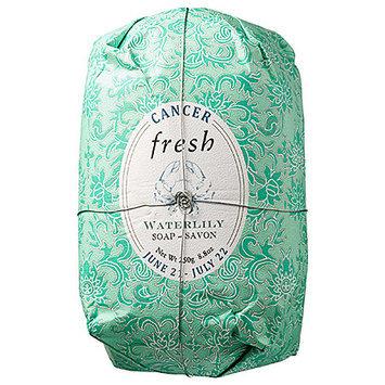 Fresh Zodiac Sign Soap Cancer - Waterlily 8.8 oz/ 250 g