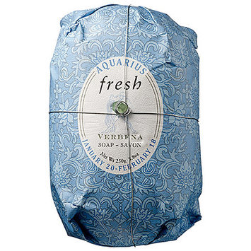Fresh Zodiac Sign Soap Aquarius - Verbena 8.8 oz/ 250 g