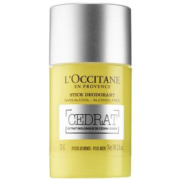L'Occitane Cedrat Deodorant 2.6 oz/ 75 g