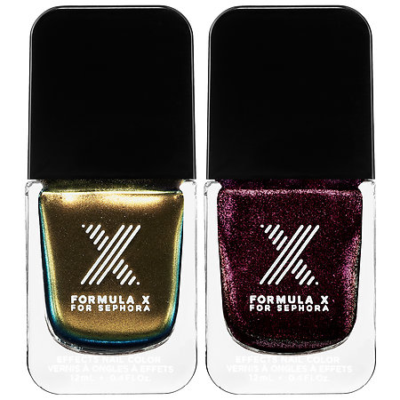 Formula X The Two - Nail Polish Set Iconic + Legend