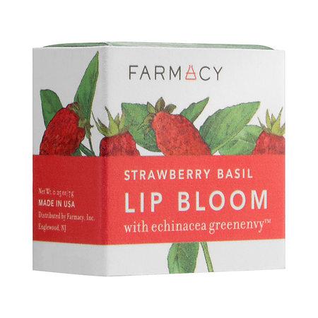 Farmacy Lip Bloom Strawberry Basil 0.25 oz/ 7 g