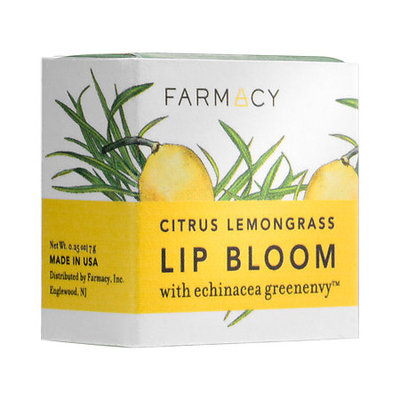 Farmacy Lip Bloom Citrus Lemongrass 0.25 oz/ 7 g