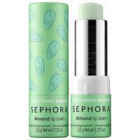SEPHORA COLLECTION Lip Balm & Scrub Almond 0.123 oz/ 3.5 g