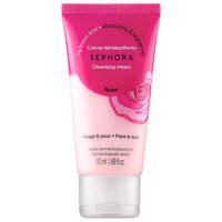 SEPHORA COLLECTION Cleansing & Exfoliating Cleansing Cream Rose - moisturizing & brightening