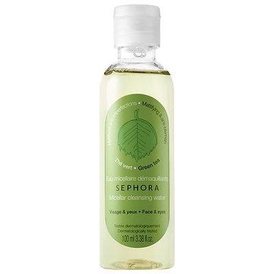 SEPHORA COLLECTION Micellar Cleansing Water & Milk Green Tea 3.38 oz/ 100 mL