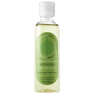 SEPHORA COLLECTION Micellar Cleansing Water & Milk Green Tea 3.38 oz/ 100 mL