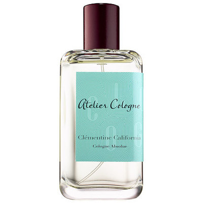Atelier Cologne Clementine California Cologne Absolue Pure Perfume 3.3 oz/ 100 mL Cologne Absolue Pure Perfume Spray