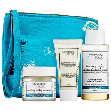 Christophe Robin Detox Hair Ritual Kit
