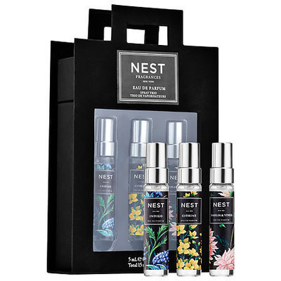 NEST Eau de Parfum Travel Spray Trio 3 x 0.16 oz/ 5 mL