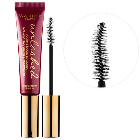 Wander Beauty Unlashed Volume & Curl Mascara Black