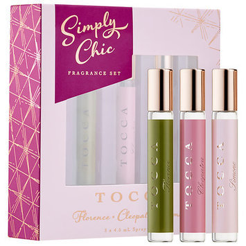 TOCCA Simply Chic Set 3 x 0.15 oz/ 4.5ml