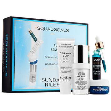 Sunday Riley SquadGoals Skincare Essentials Kit