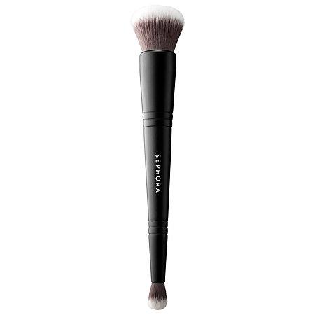 SEPHORA COLLECTION Multitasker Face & Concealer Brush N°202