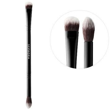 SEPHORA COLLECTION Eye - Shadow & Crease Brush N & deg205