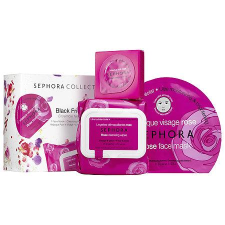 SEPHORA COLLECTION Essential Rose Skin Trio