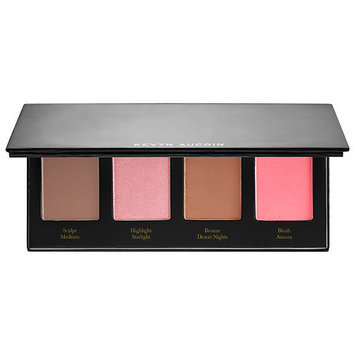KEVYN AUCOIN The Contour Palette 4-in-1 Face Essentials Sculpt. Highlight. Bronze. Blush