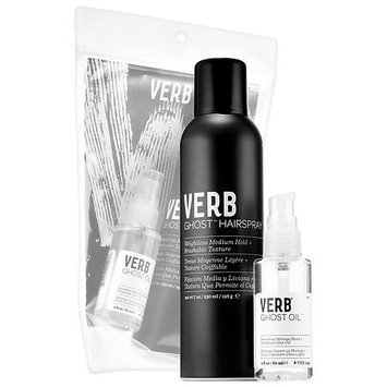 Verb Ghost Oil(TM) & Hairspray Set