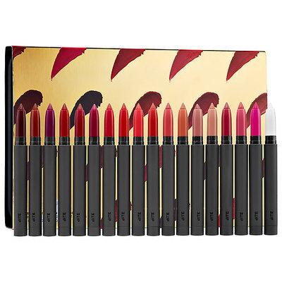 Bite Beauty Matte Crème Lip Crayon Collection 18 x 0.05 oz/ 1.48 mL