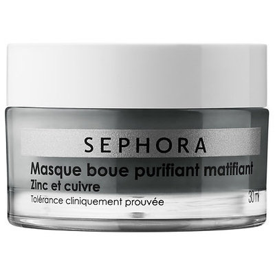 SEPHORA COLLECTION Mud Mask Purifying & Mattifying 1.0 oz/ 30 mL