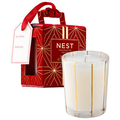 NEST Holiday Ornament Scented Candle 2 oz/ 57 g