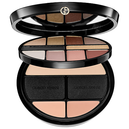 Giorgio Armani Beauty Light and Shadow Eyes and Face Palette