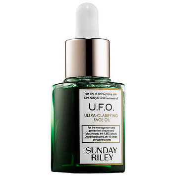 SUNDAY RILEY U.F.O. Ultra-Clarifying Face Oil 0.5 oz/ 15 mL