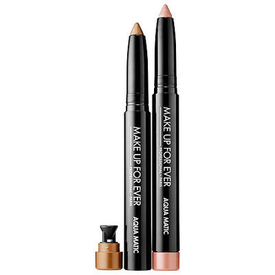 MAKE UP FOR EVER Aqua Matic Eyeshadow Duo ME-50 + S-52