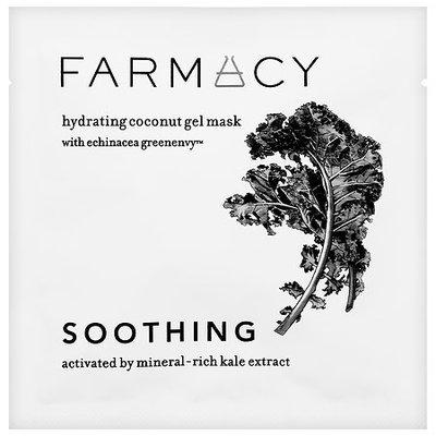 Sephora Favorites Farmacy Hydrating Coconut Gel Mask - Soothing (Kale)