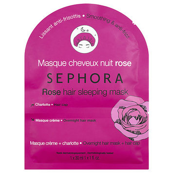 SEPHORA COLLECTION Hair Sleeping Mask Rose 1.0 oz/ 30 mL
