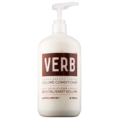 Verb Volume Conditioner 33.8 oz/ 1000 mL
