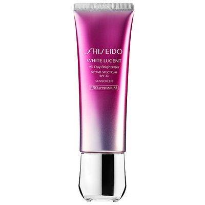 Shiseido White Lucent All Day Brightener Broad Spectrum SPF 23 Moisturizer 1.8 oz/ 50 mL