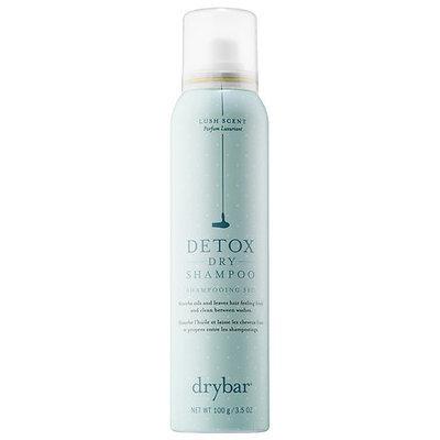 Drybar Detox Dry Shampoo 3.3 oz/ 93 g Lush Scent