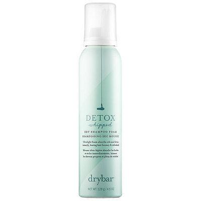 Drybar Detox Whipped Dry Shampoo Foam 4.5 oz/ 128 g