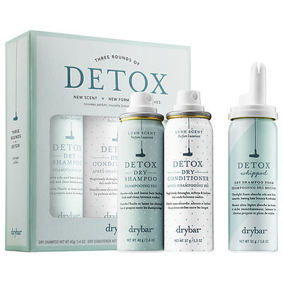 Drybar Three Rounds of Detox