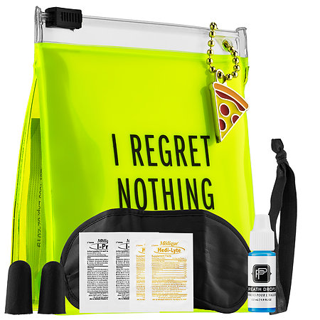 Pinch Provisions Micro Hangover Kit, Size One Size - Neon Yellow