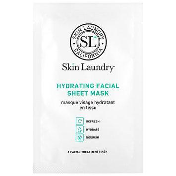 Skin Laundry Hydrating Facial Sheet Mask 1 Facial Treatment Mask