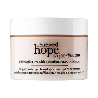philosophy Renewed Hope in a Jar Skin Tint Shade 9.5 1 oz/ 30 mL