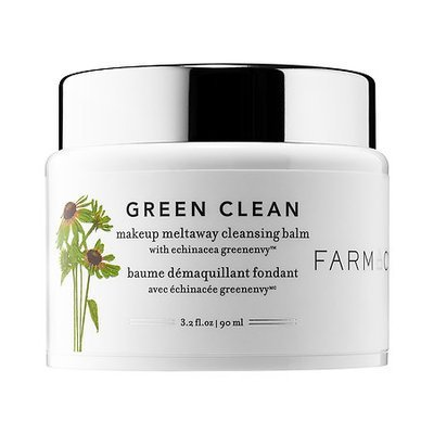 Farmacy Green Clean Makeup Meltaway Cleansing Balm 3.2 oz/ 90 mL