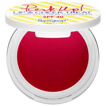 Supergoop! Perk Up! Lip & Cheek Treat Broad Spectrum Sunscreen SPF