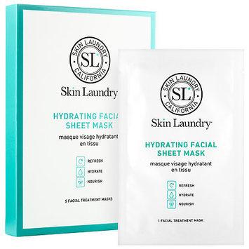 Skin Laundry Hydrating Facial Sheet Mask 5 Facial Treatment Masks