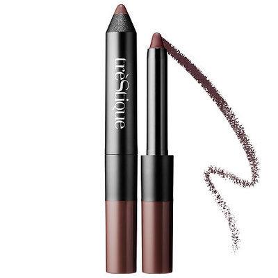 treStiQue Color & Smudge Shadow Crayon Kona Coffee 0.06 oz/ 1.8 g