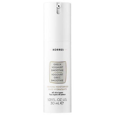 KORRES Greek Yoghurt Smoothie Priming Moisturiser 1.01 oz/ 30 mL