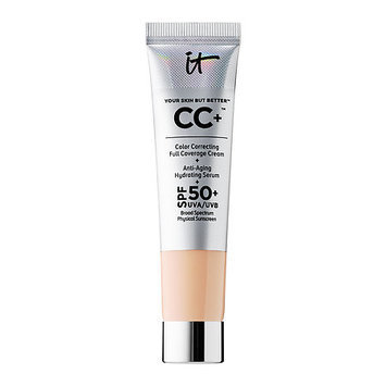 IT Cosmetics Your Skin But Better™ CC+™ Cream with SPF 50+ Light 0.4 oz/ 12 mL