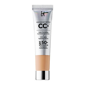 IT Cosmetics Your Skin But Better™ CC+™ Cream with SPF 50+ Medium 0.4 oz/ 12 g