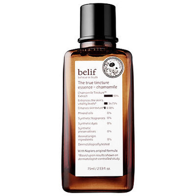 belif The True Tincture Essence - Chamomile 2.53 oz/ 75 mL