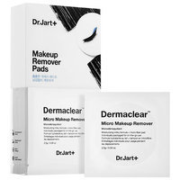 Dr. Jart+ Dermaclear(TM) Micro Makeup Remover Pads 20 x 0.09 oz/2.56 g Pads