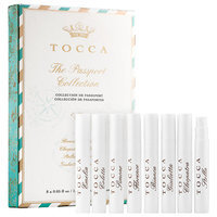 TOCCA The Passport Collection 8 x 0.05 oz/ 1.5 mL