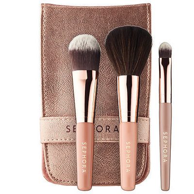 SEPHORA COLLECTION Ready in 5 Face Brush Set