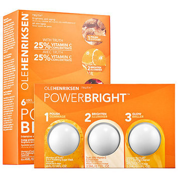 Ole Henriksen Power Bright(TM) 3-Step Professional Brightening System 6 treatments