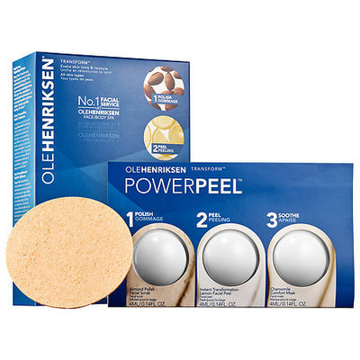 Ole Henriksen Power Peel(TM) Transforming Facial System 6 treatments